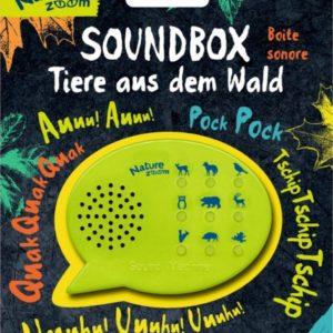 Wijs west Nature Zoom Nature Zoom Sound Box 4029753149909 Spelendgoed Speelgoed & Spellen Experimenteren