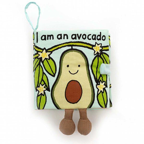 BK4AA Avocado Book Wijs West