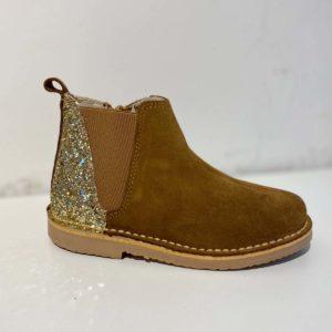 Chelsea Camel Glitter
