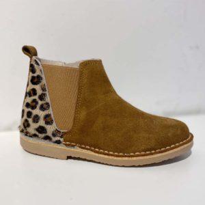 Chelsea Camel Leopard