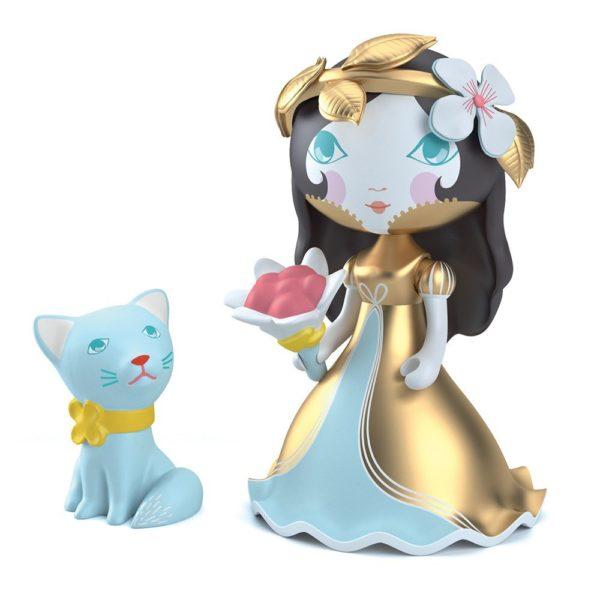 Wijs west Djeco Djeco Arty Toys Eva & Cat DJ06783 3070900067837 5