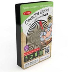 Jonge onderzoekers LAB- Optische Illusies
