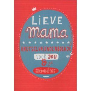 Lieve Mama -9789079961344