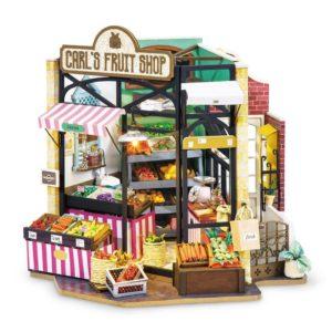 Robotime DIY Carl's Fruit Shop