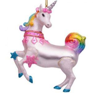Vondels Kerstbal Unicorn