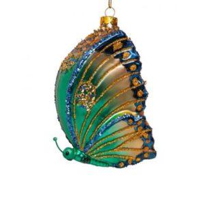 Vondels Kerstbal Vlinder
