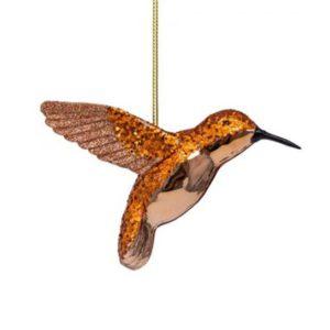 Vondels Kerstbal hummingbird
