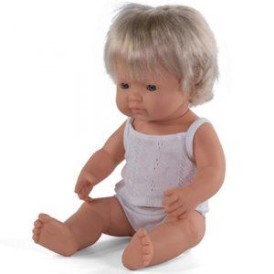 miniland babypop europee meisje