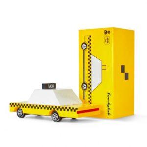 Wijs west CandyLab Candycar - Taxi 853470008539 Candylab Speelgoed & Spellen Voertuigen