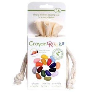 Crayon Rocks 16 Stuks Wijs West