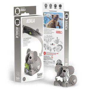 Eugy 3D Model- WILD DIER Koala