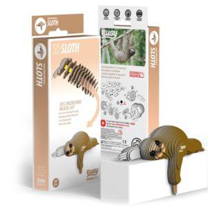 Eugy 3D Model- luipaard Wijs West