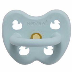 Hevea speen orthodontisch Baby Blue 0-3 mnd