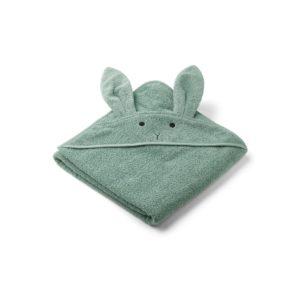 Liewood Albert Towel Rabbit Wijs