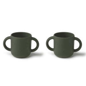 Liewood Gene silicone cup - 2 pack