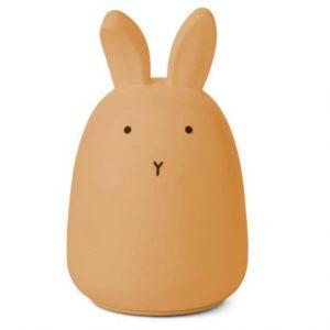 Liewood Nachtlampje Wintson Rabbit Mosterd