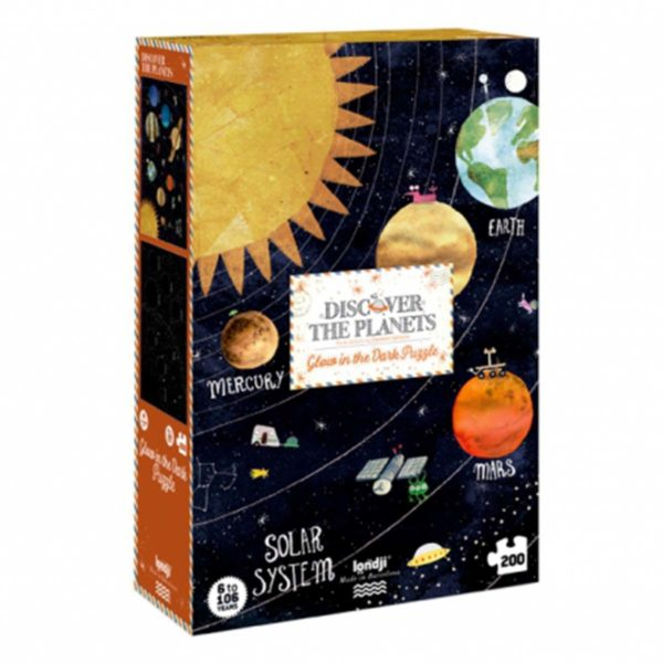 Londji discover-the-planets-puzzle Wijs West