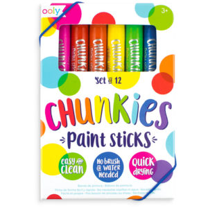 Ooly Chunkys Verfstiften 'Chunky Paint Sticks'