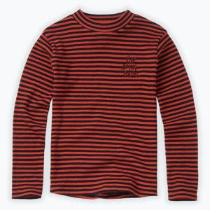 Wijs west Sproet & Sprout Sproet & Sprout Turtleneck Rib Stripe 1138187045268 Sproetaw20-1 Kleding & Accessoires Shirts