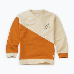 Wijs west Sproet & Sprout Sproet & Sprout Sweatshirt Colourblock 1138187045701 Sproetaw20-1 Kleding & Accessoires Sweaters & Truien