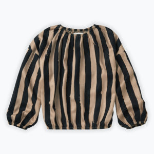 Wijs west Sproet & Sprout Sproet & Sprout Blouse Painted Stripe 1138187046425 Sproetaw20-1 Kleding & Accessoires Shirts