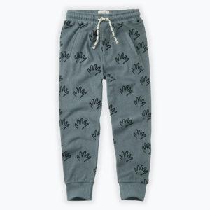 Wijs west Sproet & Sprout Sproet & Sprout Jog Pants Happy Hands  1138187047576 Sproetaw20-1 Kleding & Accessoires Broeken
