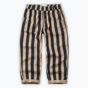 Wijs west Sproet & Sprout Sproet & Sprout Pants Painted Stripe 1138187047958 Sproetaw20-1 Kleding & Accessoires Broeken