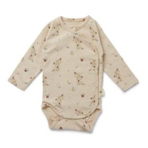 Wijs west Konges Sløjd Konges Sløjd New Born Body 5712982439109 KongesNov20 Kleding & Accessoires Baby Rompers