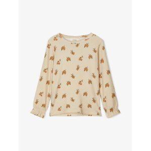 Wijs west Lil' Atelier Lil' Atelier Tops Fog 5715097857066 Atelierdec20 Kleding & Accessoires Shirts