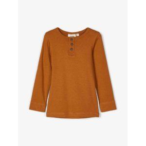 Wijs west Lil' Atelier Lil' Atelier Tops Glazed Ginger 5715097854171 Atelierdec20 Kleding & Accessoires Shirts