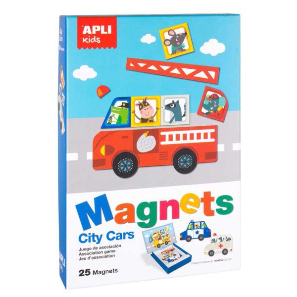 APLI - Voertuigen Magneetkaart