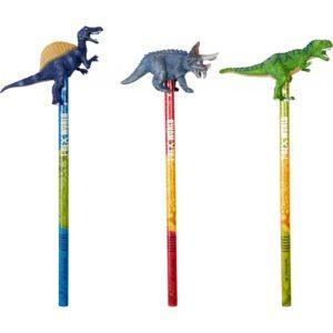 Dino potlood-met-figuurtje