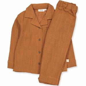 Wijs west Lil' Atelier Pyjamas Glazed Ginger  5715100322086 AtelierPyj Verzorging Slapen