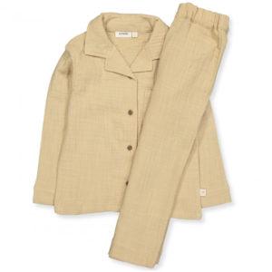 Wijs west Lil' Atelier Pyjamas Taos Taupe  5715100321966 AtelierPyj Verzorging Slapen