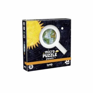 Londji Micro Puzzel Planets Wijs West