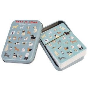 Rex London Speelkaarten Best in Show Honden