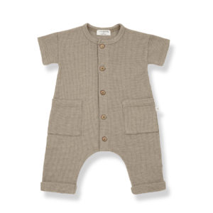 Wijs west 1+ in the Family 1+ In The Family Aida Khaki 8448211017370 SS21 1+Family Kleding & Accessoires Baby Pakjes
