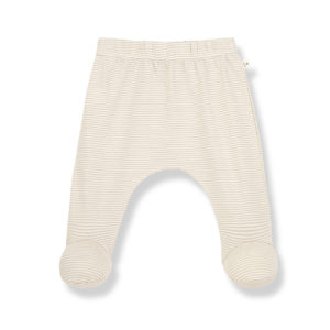 Wijs west 1+ in the Family 1+ In The Family Ari Beige 8448211003830 SS21 1+Family Kleding & Accessoires Baby Broekjes