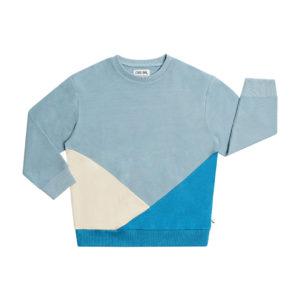 Wijs west CarlijnQ CarlijnQ Basics - Color Block Sweater 8720289670481 SS21 CarlijnQ Kleding & Accessoires Sweaters & Truien