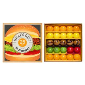 Billes & Co Mini Box B-Burger