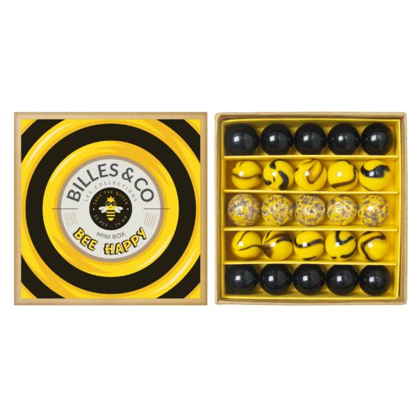 Billes & Co Mini Box Happy Bee