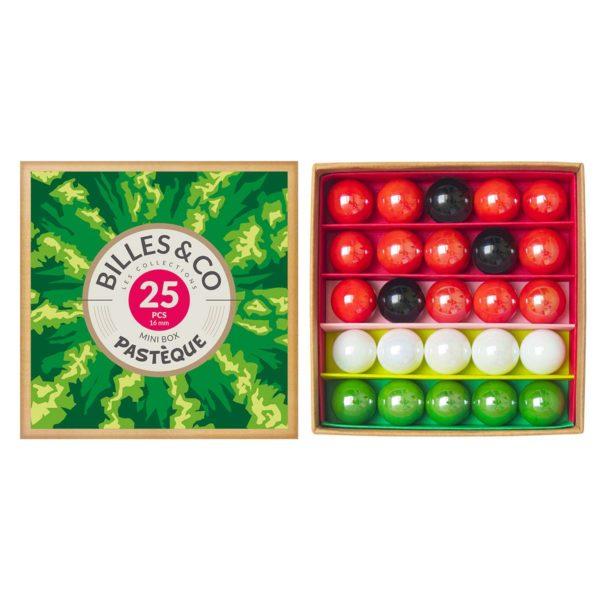 Billes & Co Mini Box Pastèque