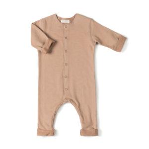 Wijs west Nixnut Nixnut Born Onesie Nude 8720053285552 SS21Nixnut Kleding & Accessoires Baby Rompers
