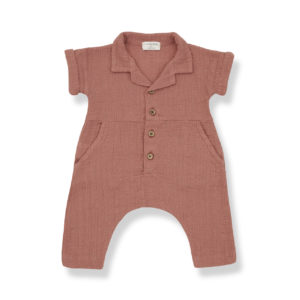 Wijs west 1+ in the Family 1+ In The Family Carlota Roibos 8448211021506 SS21 1+Family Kleding & Accessoires Baby Pakjes