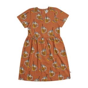 Wijs west CarlijnQ CarlijnQ Lemonade - Dress Short Sleeve 8720289683368 SS21 CarlijnQ Kleding & Accessoires Rokjes & Jurkjes