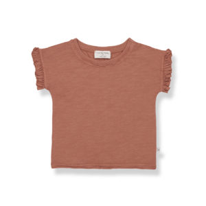 Wijs west 1+ in the Family 1+ In The Family Mireia Roibos 8448211009122 SS21 1+Family Kleding & Accessoires Baby Shirts