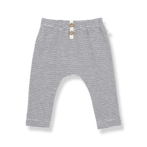 Wijs west 1+ in the Family 1+ In The Family Pia Anthracite 8448211006183 SS21 1+Family Kleding & Accessoires Baby Broekjes
