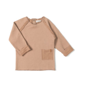 Wijs west Nixnut Nixnut Raw Shirt Nude 8720053288973 SS21Nixnut Kleding & Accessoires Shirts