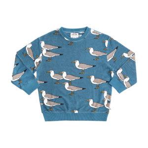 Wijs west CarlijnQ CarlijnQ Seagull - Sweater 8720289681937 SS21 CarlijnQ Kleding & Accessoires Sweaters & Truien