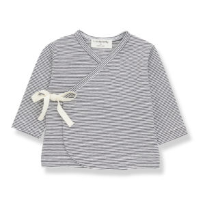 Wijs west 1+ in the Family 1+ In The Family Sol Anthracite 8448211003502 SS21 1+Family Kleding & Accessoires Baby Shirts